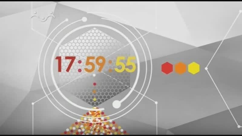 Конец передачи Закон божий, основная заставка, часы, заставка Детство - Радость моя (11.11.2018) (0)