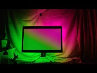 ambilightt подсветка ТВ, ноутбука и монитора