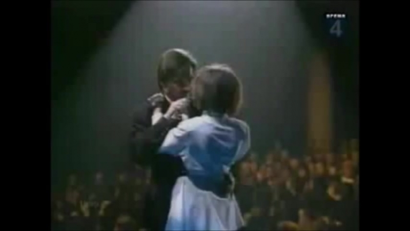 ★ Ядвига Поплавская и Александр Тиханович Танец под луной