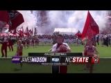 NCAAF 2018 Week 01 James Madison Dukes - North Carolina State Wolfpack EN