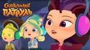 Сказочный патруль Ди джей Серия 23 мультфильм о девочках волшебницах
