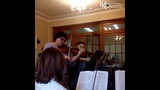 2018 11 05 Репетиция оркестра Орфей к концерту Шнитке