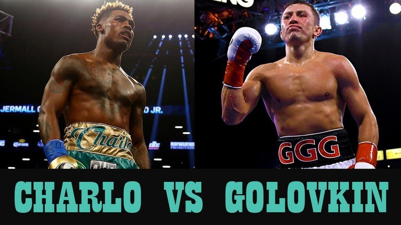 Jermall Charlo vs Gennady Golovkin