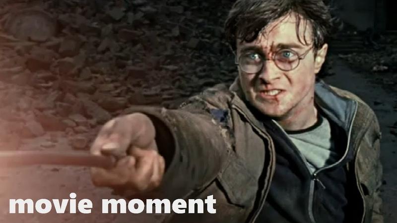 Гарри Поттер и Дары Смерти: Часть 2 - Гарри против Волан-де-Морта
