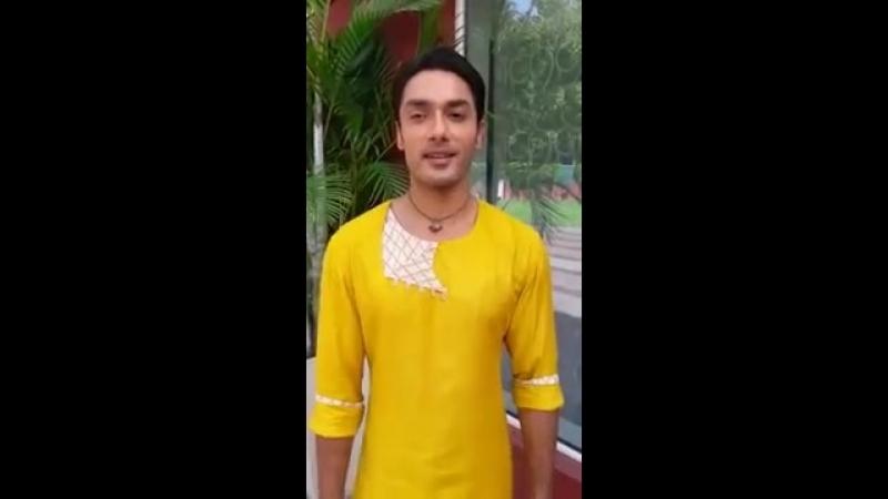 'Tu Sooraj Main Saanjh Piyaji's' Uma Shankar talks about how much he miss his home city Chandigarh.mp4