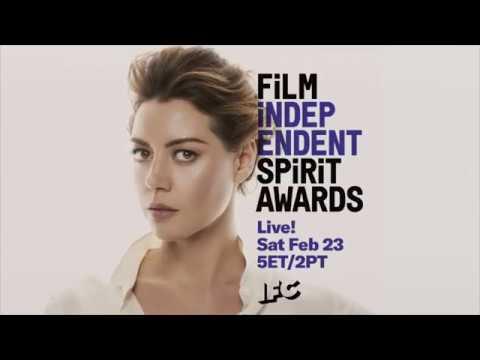 Aubrey Plazas favorite awards show stuff | watch the Spirit Awards on Feb 23!