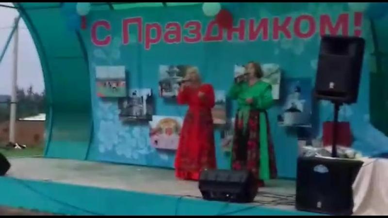 Коллектив Околица 28.07.18 Кривенкова Галина и Ивочкина Ольга