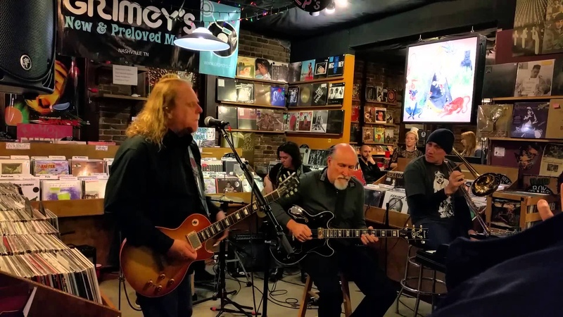 Sco Mule Warren Haynes and John Scofield Spanish Moon Live at Grimey's Nashville