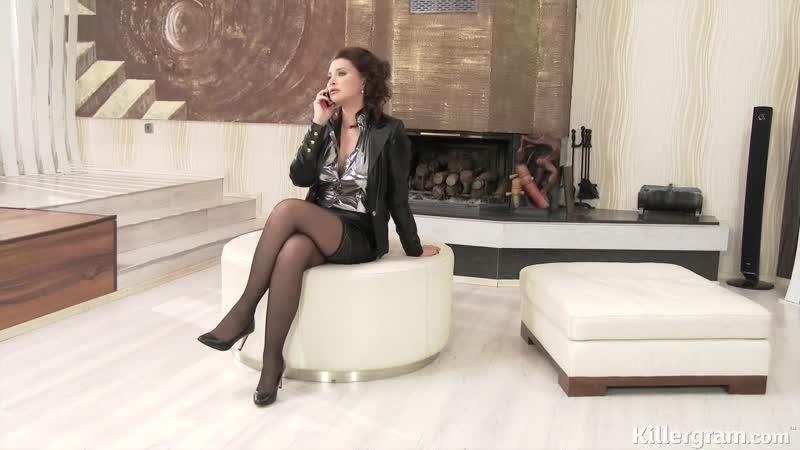 Интервью с анной полиной — 12