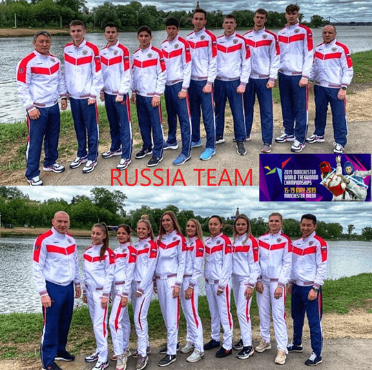 Russia-Team-Manchester-2019
