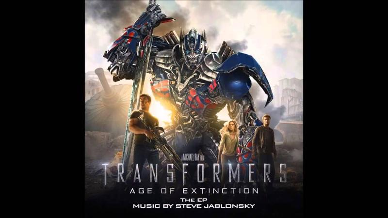 Transformers 4 The Score Autobots Reunite