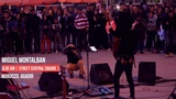 Miguel Montalban   Sloe gin   Street Central Square   Live guitar solo