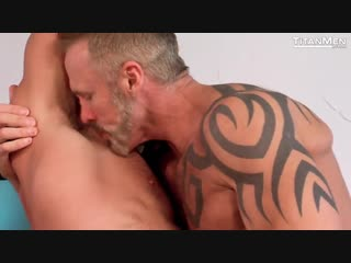 [men] dallas steele & bruce beckham