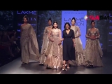Lakme Fashion Week_ Aditi Rao Hydari looks nothing less than spectacular on ramp