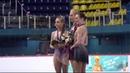 Senior Ladies Victory Ceremony - Golden Spin of Zagreb 2018 -