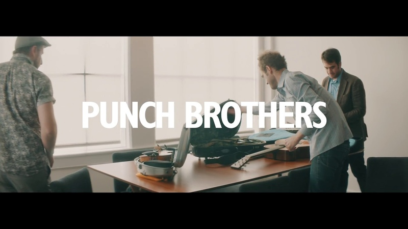 Punch Brothers - It's All Part of the Plan