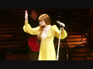 """_""""Only If for a Night_"""" Florence _u0026 the Machine@Wells Fargo Center Philadelphia 10_⁄14_⁄18"""