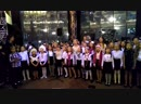Концертный хор музыкальной школы им Г Синисало Милана 5 я слева первый ряд