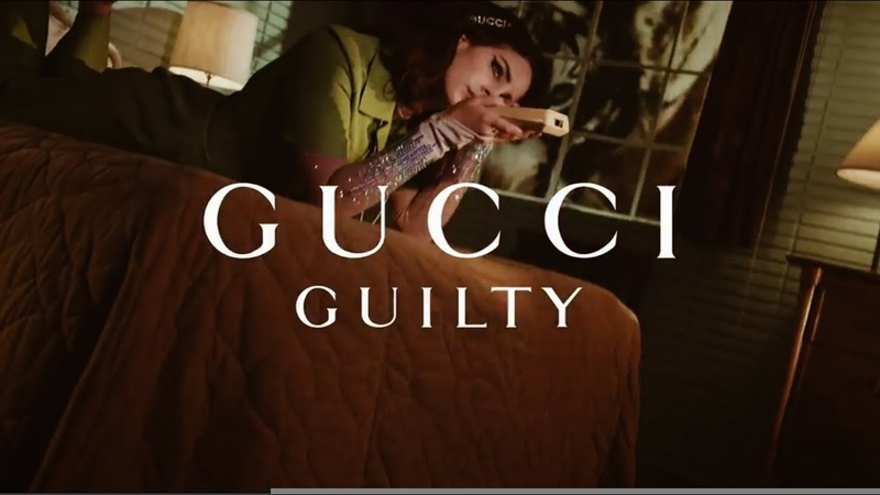 Gucci Guilty's new campaign commercial featuring Lana Del Rey and Jared Leto
