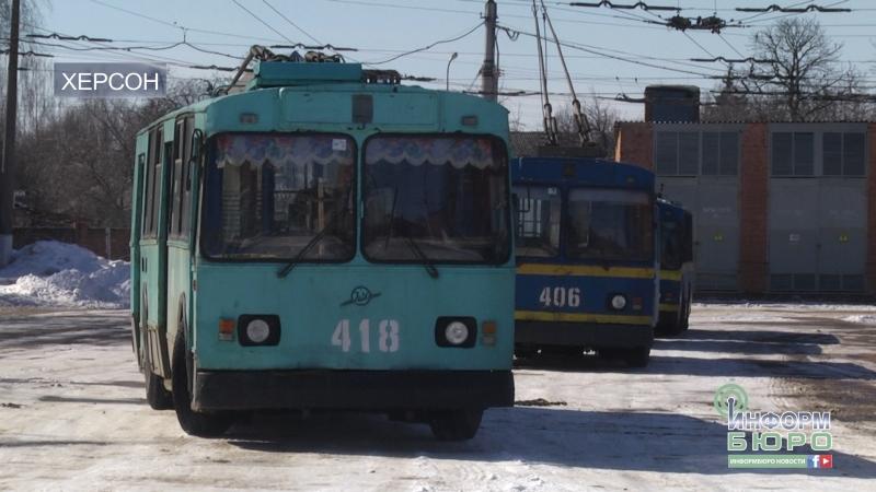 На «грані життя» чернігівські тролейбуси-пенсіонери не витримують роботи