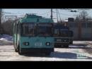 На «грані життя»: чернігівські тролейбуси-пенсіонери не витримують роботи