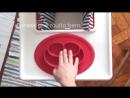 Силиконовая тарелочка мини Prato Tabuleiro Mini Mat