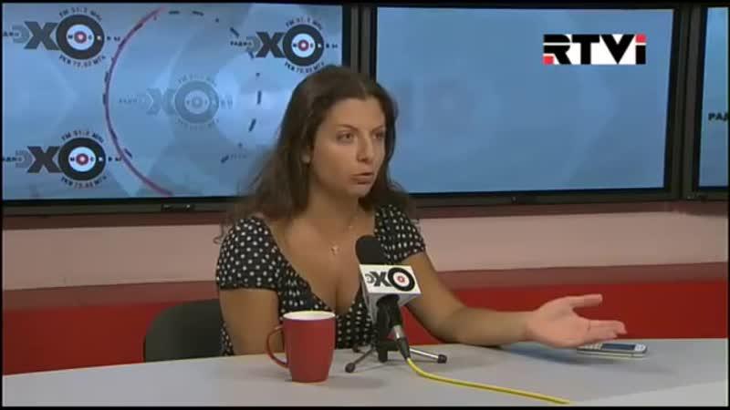 Симоньян: Мы все больше скатываемся от капитализма, который мы, большой бедой завоевали 15.07.2016