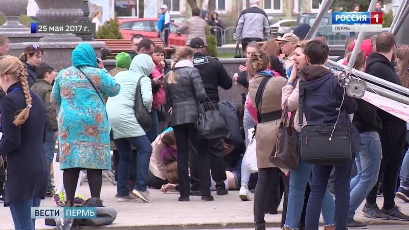 Виновный в обрушении сцены у ДК Солдатова получил условный срок