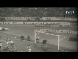 1972. Венгрия - Румыния (обзор трёх игр Евро-72)