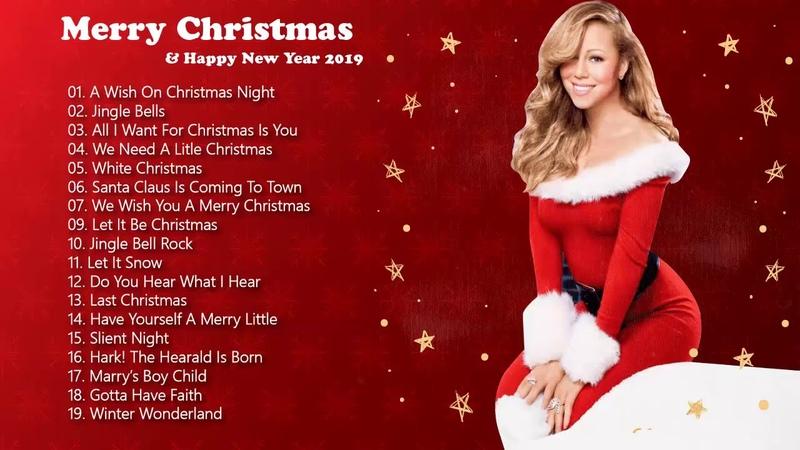 최고의 크리스마스 노래 2019 세계 - 메리 크리스마스 2019 - 최고 크리스마스 노래 2019 -