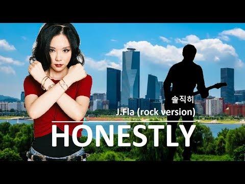 DM - Honestly (remix) [ft. Eric Nam, cover by J.Fla (JFlaMusic)]