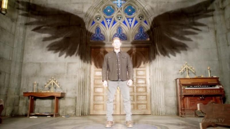Evil Dean's Theme (конец 13 сезона Сверъестественное)
