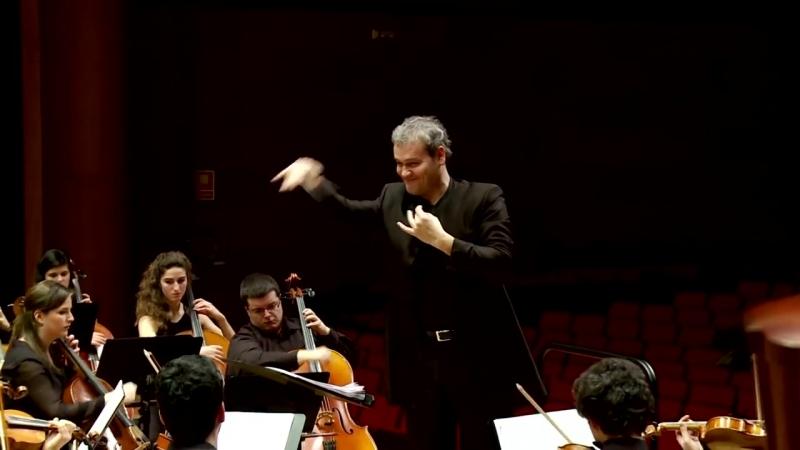 BOLERO Ravel Orquesta Joven de la Sinfónica de Galicia D Vicente