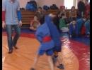 Соревнования по самбо