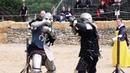 Medieval Full contact : Finale Tournoi du FAUCON NOIR