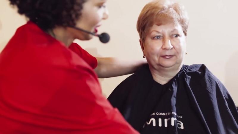 Мастер-класс Омолаживающий макияж средствами декоративной косметики MIRRA