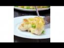 Курица, запеченная с ананасами | Больше рецептов в группе Кулинарные Рецепты