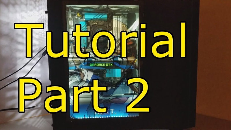 LCD Side Panel Tutorial Part 2
