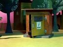 Мультсериал «Чебурашка». Второй мультфильм — «Чебурашка» / «День рождения крокодила Гены» 1971 год. Киностудия «Союзмультфильм»