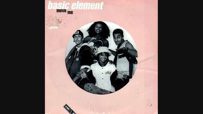 Basic Element - Move Me (Rob amp Jj Euro Club Mix 1995)