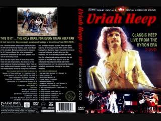 URIAH HEEP : Classic HEEP live from the Byron Era – Disc 2@Collectors Rarities