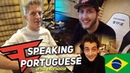 SPEAKING PORTUGUESE W/ TFUE, BANKS, CLOAKZY