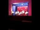 Танец военной тематики тот же концерт