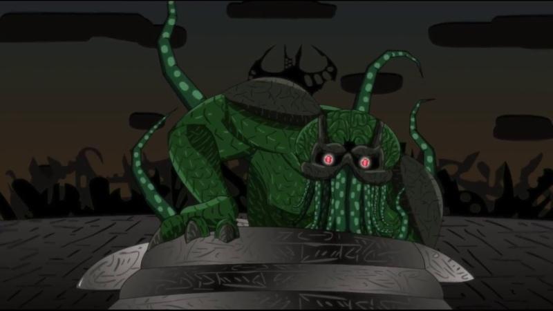 Cthulhu Awakens - Animation