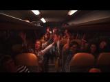 Песня участников по дороге на фестиваль