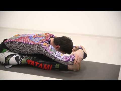 Йога с Глебом Кочетовым. Урок № 4. Пашчимоттанасана