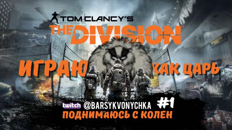The DIVISION | Выполз из барсучей норы ска | K32