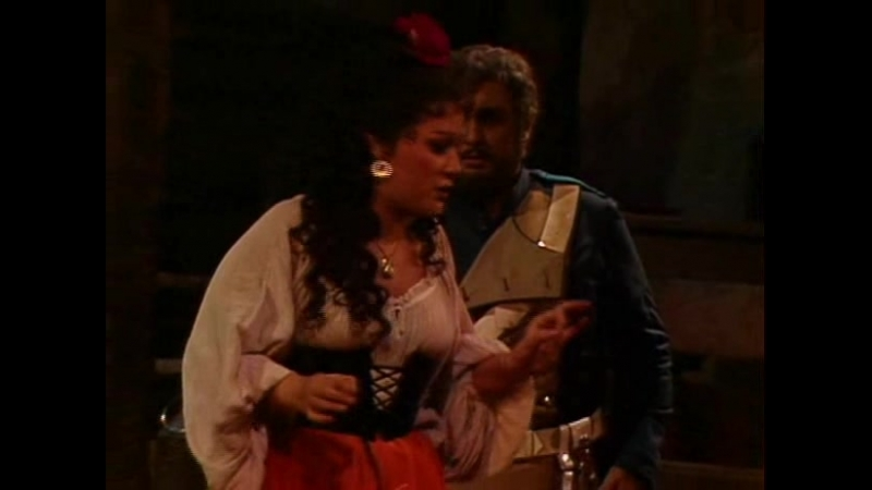 Carmen - Plácido Domingo, Elena Obraztsova, Juri Mazurok, Buchanan, Carlos Kleiber, Vienna State Opera 1978