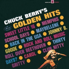 Chuck Berry альбом Chuck Berry's Golden Hits
