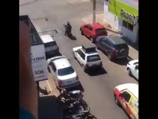 Carro de som zoando o Flamengo